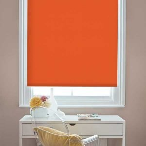 Blackout Roller Blinds Coloured