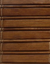 Bamboo Blinds UK Walnut