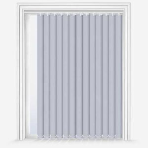 Vertical Window Blinds Mineral 89mm